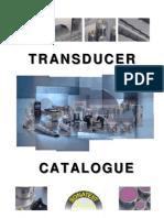 Transducer Catalogue