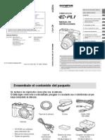 Manual Camara Olympus