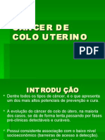 cÂncer de Colo Uterino