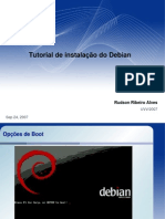 Instalacao Do Debian