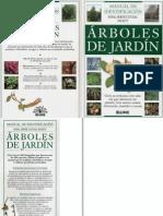Plantas - Arboles de Jardin