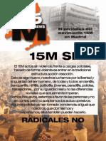 15M News, nº 05, octubre 2011