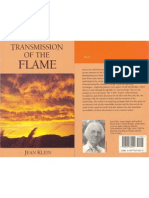 Jean Klein - Transmission of the Flame