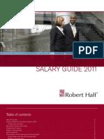 UK Salary Guide