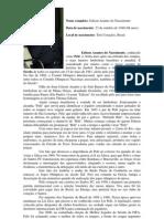 Biografia de Pelé