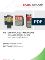 Gas Insulated Switch Gears (2 MB)