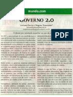 Governo 2.0 - Propmark