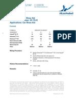 Akzonobel Formulation 2C 75 01