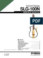 Yamaha Silent Guitar Service Manual