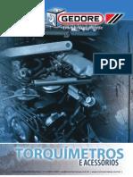 Gedore -  Torquimetros e Acessorios