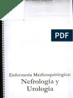 Enfermeria Medico Quirurgica Nefrologia y Urologia
