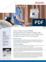 4600 2D Imager Delivers Increased Point-Of-care Safety