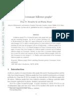 Dong Ye, Zhongbin Qi and Heping Zhang- On k-resonant fullerene graphs