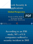 Network Security and Applications - Global Perspective - Michael Bitz