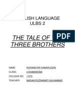 English Language Ulbs 2