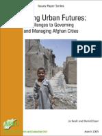 Shaping Urban Futures