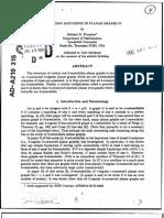 Michael D. Plummer- Extending matchings in planar graphs IV