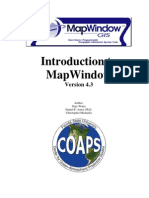 Introduction to MapWindow GIS Ver 4 3