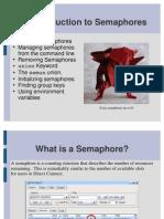 05 Semaphores Ppt