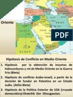Medio Oriente 2011 resumen
