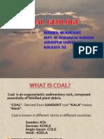 Origin of Coal