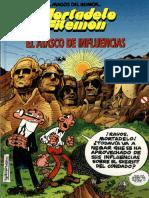 Mortadelo y Filemon - 003 - El Atasco de Influencias