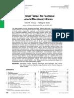 Robert A. Freitas Jr. and Ralph C. Merkle- A Minimal Toolset for Positional Diamond Mechanosynthesis