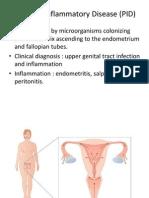 Plenary - 1st Pelvic Inflammatory Disease (PID)