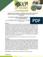 ASPECTOS TECNOLÓGICOS E MORFOLÓGICOS DE FRUTO, SEMENTES E PLÂNTULAS DE AMARELÃO (Apuleia leiocarpa (Vogel) J.F. Macbr. – FABACEAE)