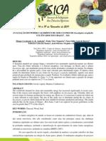 AVALIAÇÃO DO PODER CALORÍFICO DE SEIS CLONES DE Eucalyptus urophylla CULTIVADOS EM GRAJAÚ