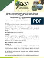 DISTRIBUIÇÃO DE INDIVÍDUOS ADULTOS E PLÂNTULAS DO JATOBÁ EM ÁREA DE VÁRZEA ALTA E VÁRZEA BAIXA NA ILHA DO ARAPUJÁ, NO RIO XINGU.
