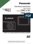 Lumix DMC-FS7 - Vqt1v85 [Same as Came With Camera]