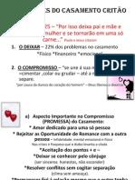 OS 4 PILARES DO CASAMENTO CRITÃO