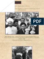 Indira Gandhi Makes History (20060119)