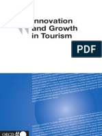 OECD Tourism Innovation Growth