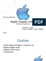 Apple (Supply Chain)