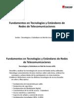 Fundamentos en TX y Redes de Datos - Tecnologias xDSL