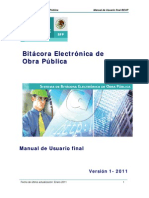 Manual Bitacora Electronic A