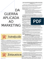 A Arte Da Guerra Aplicada Ao Marketing