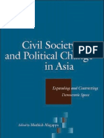 Alagappa Muthiah - Civil Society and Political Change in Asia