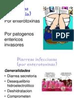 A Diarreas Infecciosas