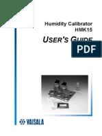 Humidity Calibator