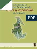 Conociendo La Cadena Productiva de La Tuna y Cochinilla en Ayacucho