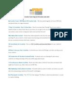 Big List of Creativity Links 2011