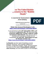 Journal of Overcomer in 21st Century Think Like General Washington 26.12.2011