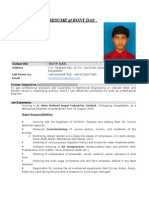 Rony Das Cv New E-mail
