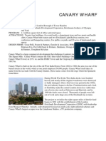 TGI Canary Wharf Case Study