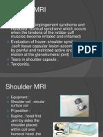 MRI Joints