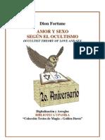 Dion Fortune - Amor y Sexo Segun El Ocultismo