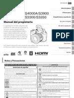 Manual Camara Fuji S-4000